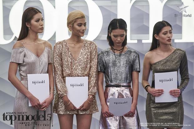 Minh Tú liên tục bị giám khảo Next Top châu Á nhắc nhở vì lúc nào cũng sexy - Ảnh 15.