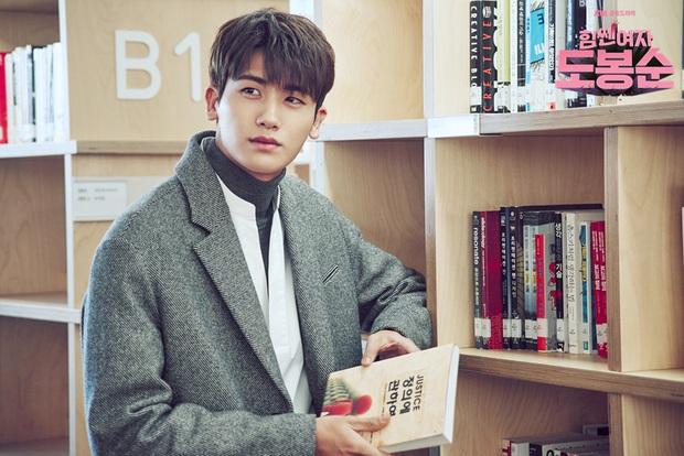 """""""Do Bong Soon"""": Ji Soo quả là nam thứ phim Hàn vô duyên hiếm có! - Ảnh 4."""