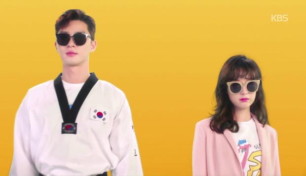 2 nàng tiên Kim Ji Won, Kim So Hyun nguy hiểm thế này, nam chính bẹp dí mất! - Ảnh 5.