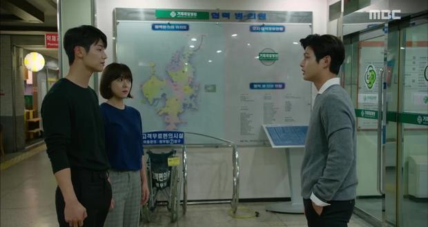Hospital Ship: Bất ngờ với âm mưu thâm độc của nàng dâu Ha Ji Won - Ảnh 1.