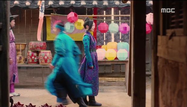 Nữ phụ Quân Chủ bị Yoo Seung Ho cho ăn dưa bở, thiên hạ cực hả hê! - Ảnh 4.
