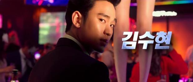 Sulli đẹp xuất sắc trong bom tấn Real của Kim Soo Hyun - Ảnh 4.
