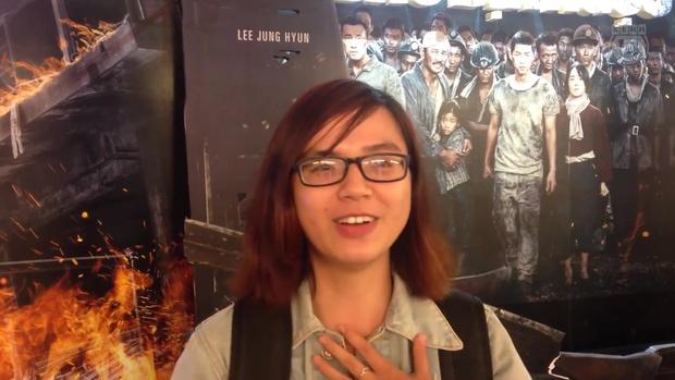 Clip: Khán giả Việt xúc động mạnh sau khi xem Đảo Địa Ngục - Ảnh 4.