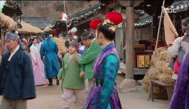 Nữ phụ Quân Chủ bị Yoo Seung Ho cho ăn dưa bở, thiên hạ cực hả hê! - Ảnh 5.