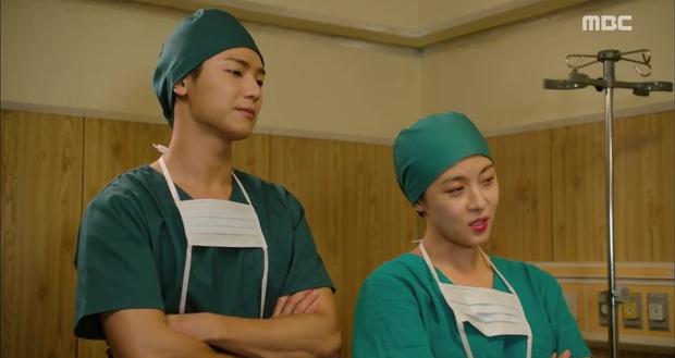 Rùng mình xem cách bác sĩ Hàn Quốc tỏ tình bằng... ống nghe - Ảnh 15.