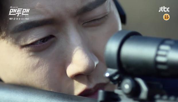 Park Hae Jin khóc tức tưởi vì mất đi một người quan trọng trong Man to Man - Ảnh 7.