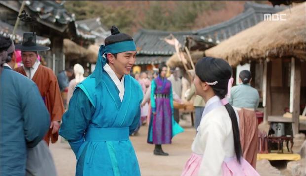 Nữ phụ Quân Chủ bị Yoo Seung Ho cho ăn dưa bở, thiên hạ cực hả hê! - Ảnh 6.