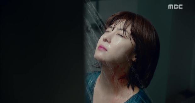 Ngán ngẩm xem Ha Ji Won một mình gánh team trong Hospital Ship - Ảnh 14.