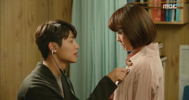 Rùng mình xem cách bác sĩ Hàn Quốc tỏ tình bằng... ống nghe - Ảnh 2.