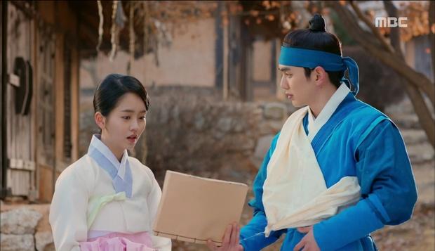 Nữ phụ Quân Chủ bị Yoo Seung Ho cho ăn dưa bở, thiên hạ cực hả hê! - Ảnh 15.