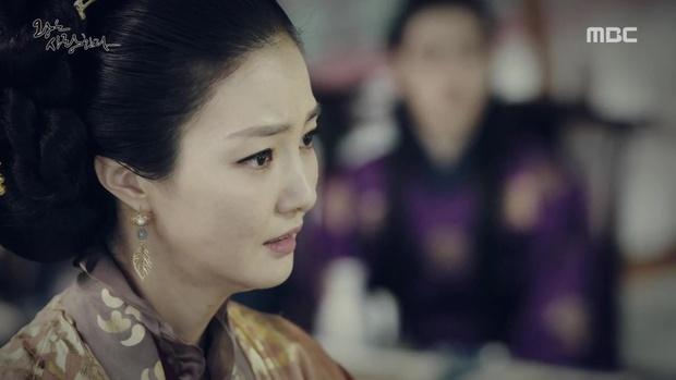 Yoona đang gặp quá nhiều đối thủ nhan sắc trong The King Loves? - Ảnh 9.