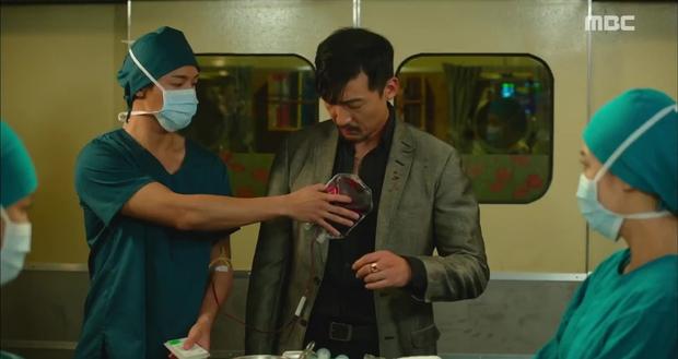Ngán ngẩm xem Ha Ji Won một mình gánh team trong Hospital Ship - Ảnh 6.