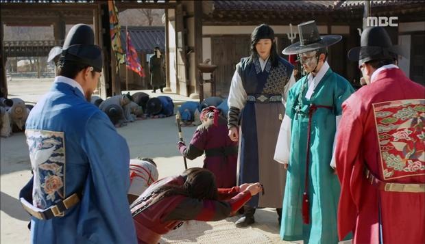 Nữ phụ Quân Chủ bị Yoo Seung Ho cho ăn dưa bở, thiên hạ cực hả hê! - Ảnh 31.