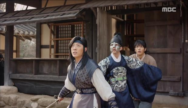 Nữ phụ Quân Chủ bị Yoo Seung Ho cho ăn dưa bở, thiên hạ cực hả hê! - Ảnh 41.