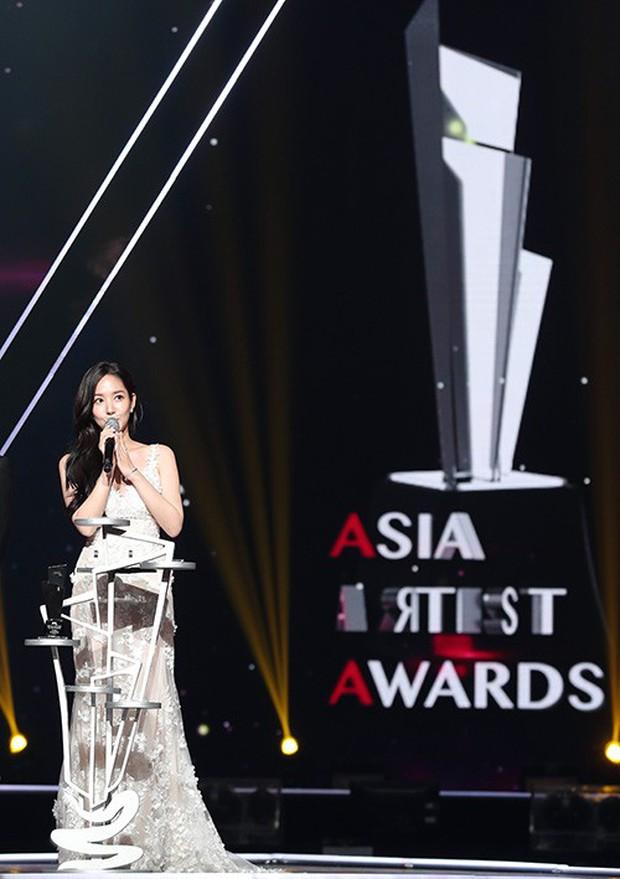 Lọt vào một khung hình tại Asia Artist Awards, top mỹ nhân Kbiz đẹp đến mức khiến fan đau đầu không biết ai hơn - Ảnh 17.