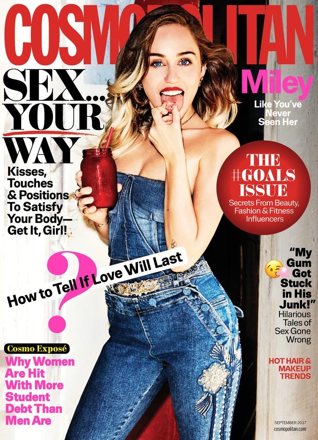 Mặt xinh, eo thon, chân dài - Miley Cyrus năm 2017 quá đẹp và gợi cảm! - Ảnh 8.