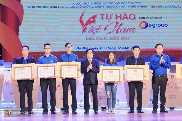 Cuộc thi Tự hào Việt Nam 2017 gọi tên quán quân Hà Việt Hoàng - Ảnh 10.