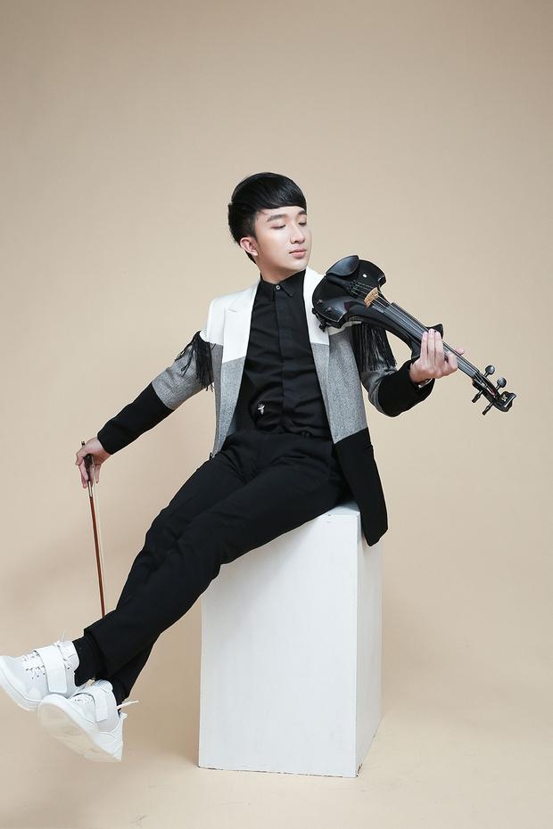 """Hoàng Rob – Hành trình từ """"kẻ ngoại đạo"""", tới nổi tiếng nhờ ăn may và nghệ sĩ Violin đầu tiên có concert - Ảnh 5."""