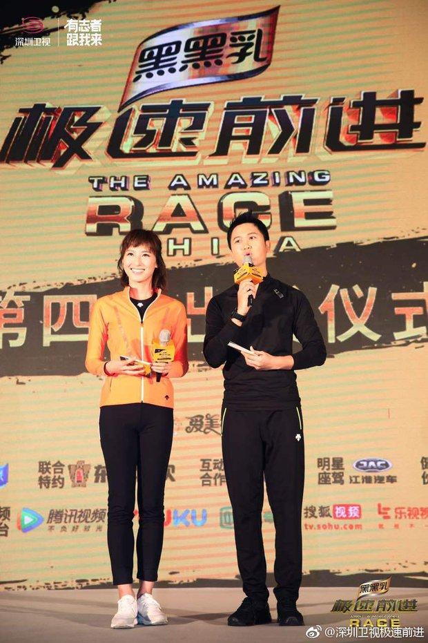 Amazing Race Trung Quốc đến Việt Nam: Hot từ nữ thần Phạm Băng Băng đến mỹ nam Trịnh Nguyên Sướng - Ảnh 6.