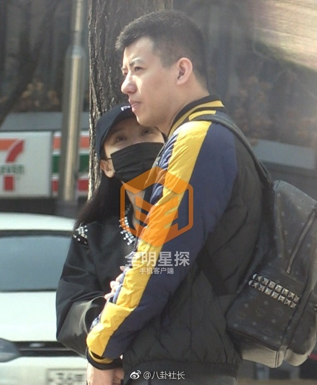 Phong Hành tung loạt ảnh Liễu Nham hẹn hò với đại gia giàu có - Ảnh 2.