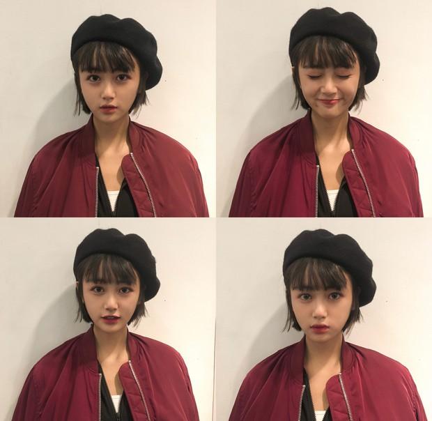 Cô bạn Trung Quốc chứng minh con gái ai cũng nên thử để tóc ngắn 1 lần! - Ảnh 1.