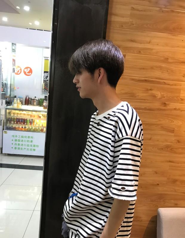 Sở hữu ngoại hình điển trai như idol, nam nhân viên tiệm làm tóc bất ngờ nổi tiếng trên MXH - Ảnh 8.