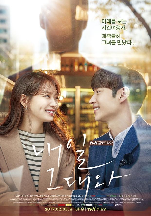 Xoắn não cùng 5 bộ phim xuyên không độc đáo của xứ Hàn - Ảnh 1.