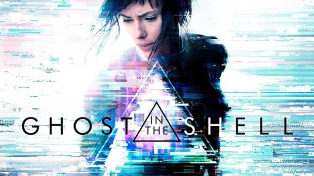 """""""Ghost In The Shell"""" toả sáng trên BXH phòng vé Trung Quốc - Ảnh 2."""