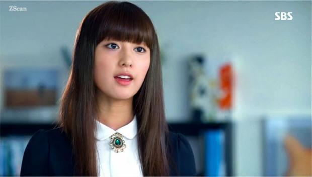 Kim Ji Won - Mỹ nhân sở hữu gương mặt thiên thần chuyên trị vai đanh đá - Ảnh 3.