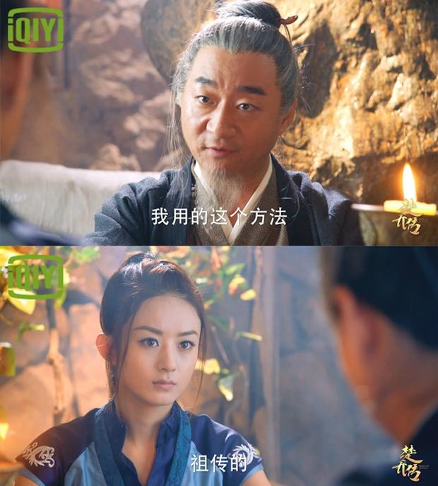 """""""Sở Kiều Truyện"""": Triệu Lệ Dĩnh tìm lại trí nhớ, chuẩn bị rời bỏ Lâm Canh Tân - Ảnh 3."""