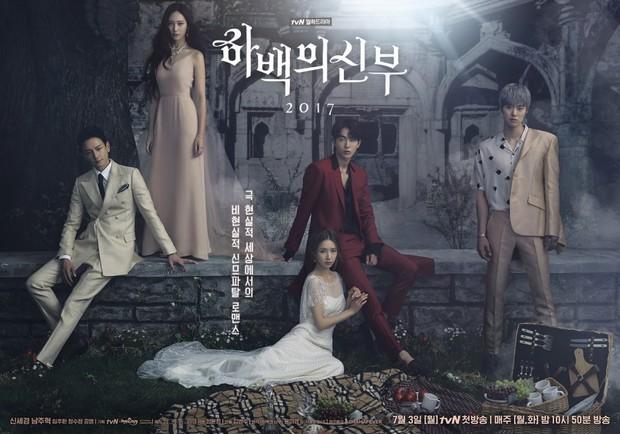 Khi nam chính phim Hàn còn… xinh gấp vạn lần nữ chính! - Ảnh 1.