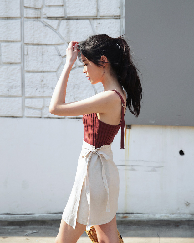 Váy quấn - Ảnh 1.