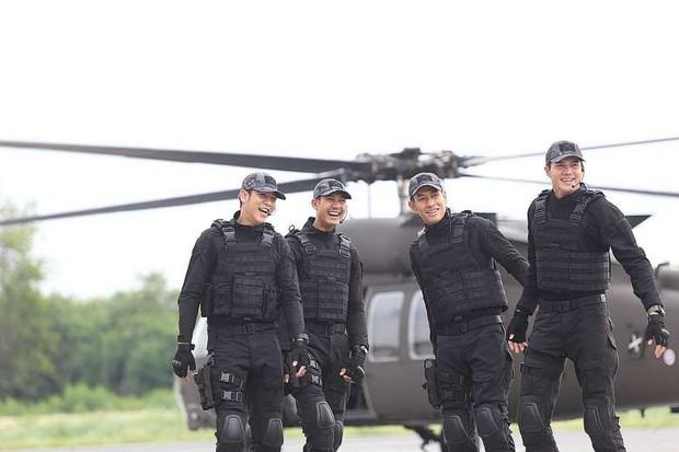 Mê Hậu Duệ Mặt Trời nhưng Thủ tướng Thái Lan vẫn chưa xem bản phim của nước mình - Ảnh 2.