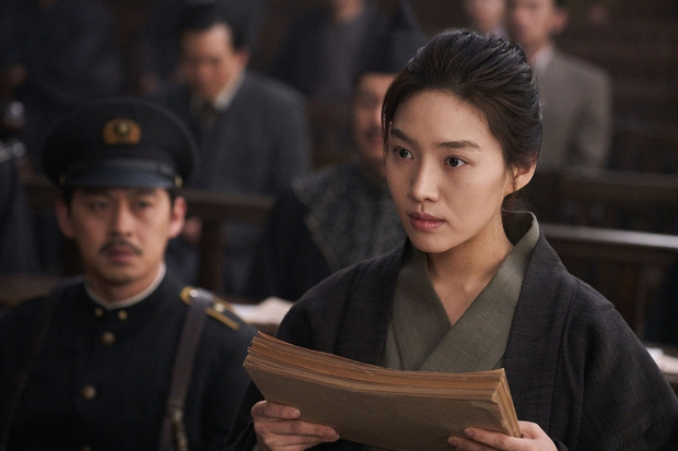 Giải Oscar Hàn Quốc gây sốc: Nữ diễn viên vừa nhận giải Tân binh đã lên luôn Ảnh hậu - Ảnh 3.
