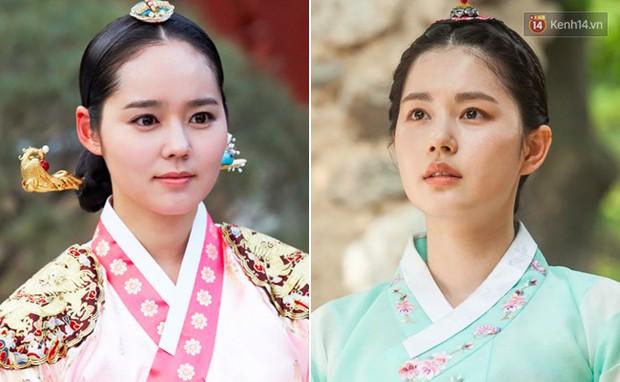 7 cặp sao Hàn giống nhau như đúc nhưng sự nghiệp lại một trời một vực - Ảnh 1.