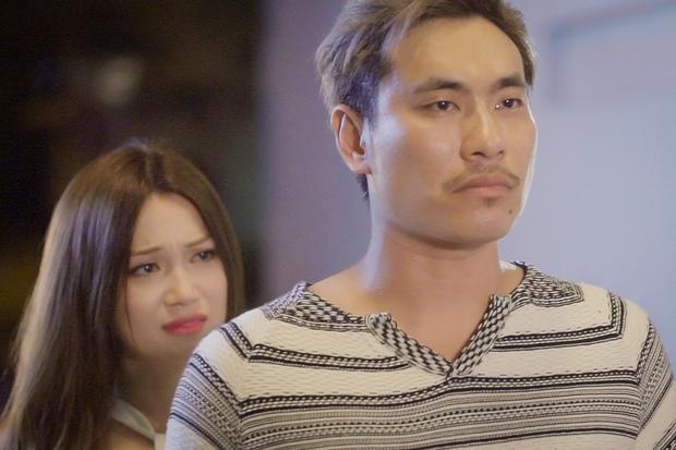 Web-drama Lật mặt showbiz mở màn bằng câu chuyện người thứ 3 nghe thấy quen quen từng gây sóng gió V-biz - Ảnh 7.