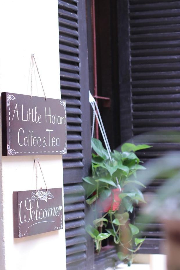 Ngỡ ngàng trước quán cafe đậm chất Hội An giữa lòng Hà Nội - Ảnh 6.