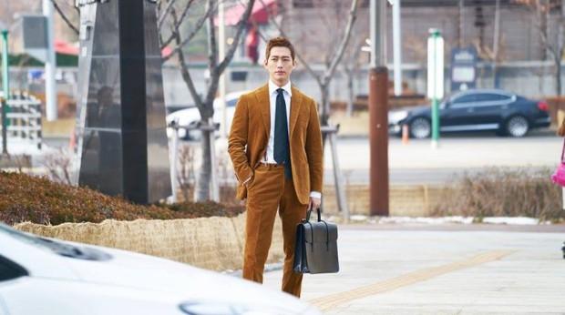 Hôn nhau 3 lần, Nam Goong Min muốn cùng Junho giật giải Cặp đôi đẹp nhất - Ảnh 2.