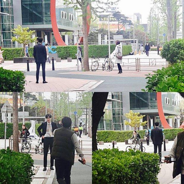 Lee Jong Suk và Suzy tay trong tay, đốt cháy mùa phim hè 2017 - Ảnh 4.