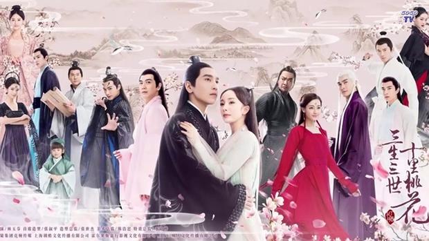 """Nhìn lại 11 phim truyền hình Hoa Ngữ """"làm mưa làm gió"""" nửa đầu năm 2017 - Ảnh 3."""