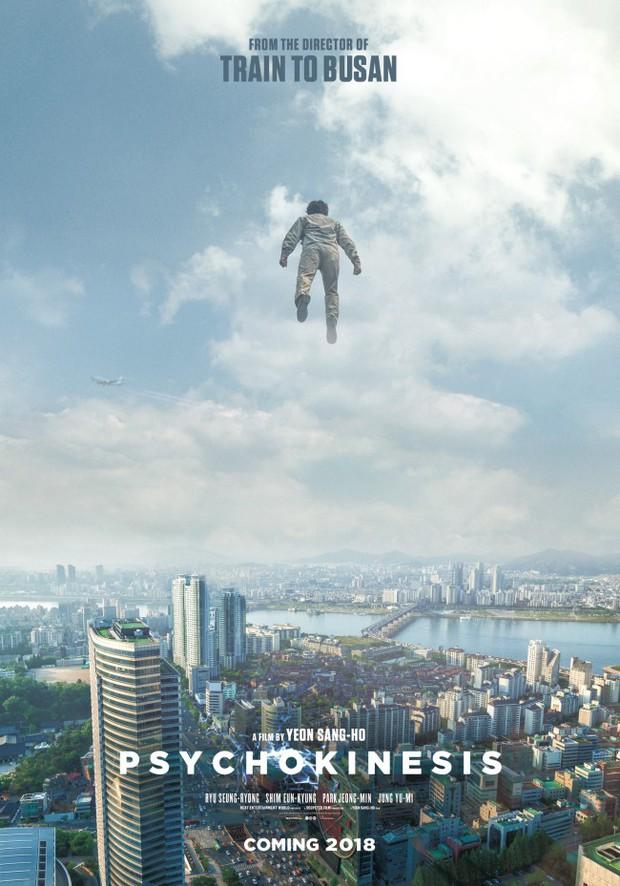 Điện ảnh Hàn 2018: Lại một năm ngập lụt bom tấn nói về đàn ông - Ảnh 2.