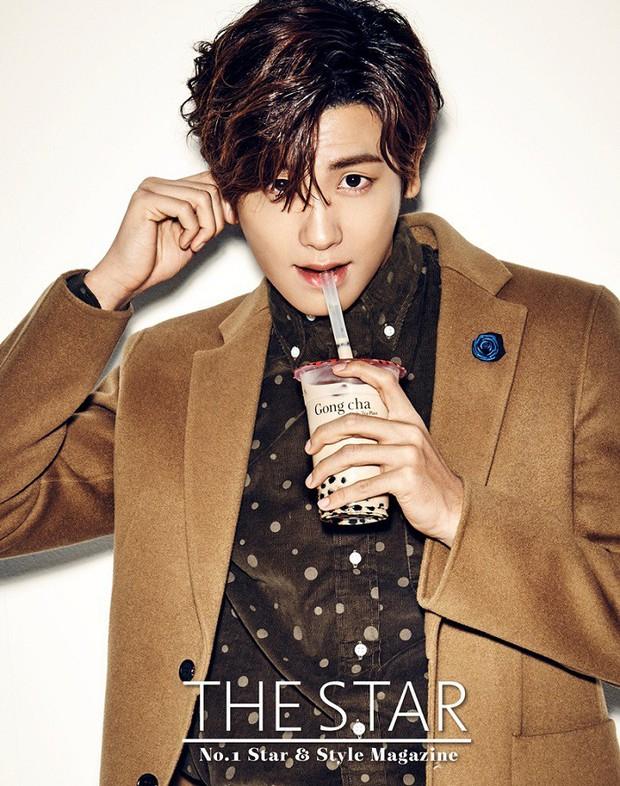 Sau Park Bo Young, người tình màn ảnh mới của Park Hyung Sik là ngọc nữ hàng đầu xứ Hàn! - Ảnh 1.