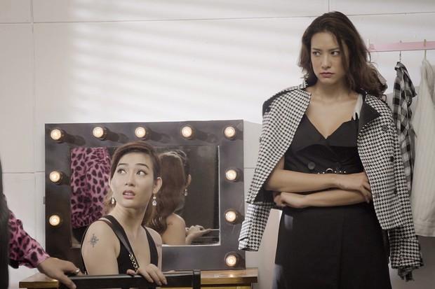 Lilly Nguyễn bắt bài vụ án chăn rau sạch trong Lật mặt showbiz - Ảnh 2.