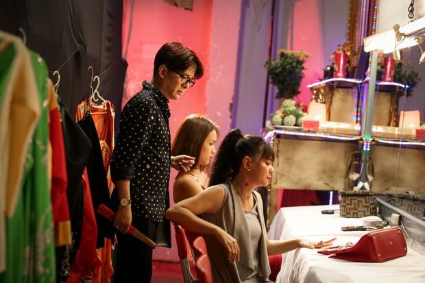 Lật mặt showbiz: Cát Phượng - Ái Phương ôm nhau khóc sau mâu thuẫn từ câu chuyện Hà Hồ - Minh Hằng - Ảnh 2.