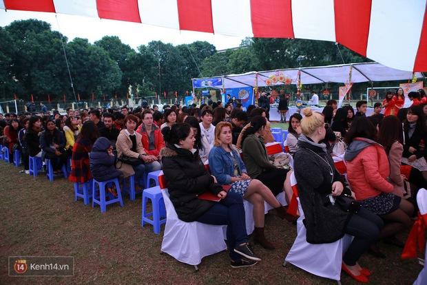Gặp gỡ Việt Nam: Một buổi giao lưu cực vui của du học sinh nước ngoài tại Việt Nam trước Tết! - Ảnh 3.