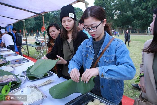 Gặp gỡ Việt Nam: Một buổi giao lưu cực vui của du học sinh nước ngoài tại Việt Nam trước Tết! - Ảnh 13.