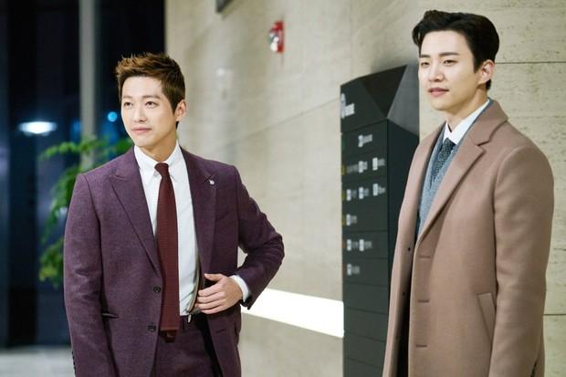 Hôn nhau 3 lần, Nam Goong Min muốn cùng Junho giật giải Cặp đôi đẹp nhất - Ảnh 3.