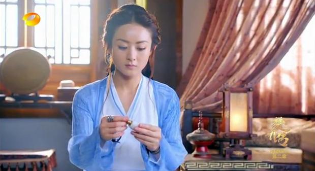 """""""Sở Kiều Truyện"""": Triệu Lệ Dĩnh tìm lại trí nhớ, chuẩn bị rời bỏ Lâm Canh Tân - Ảnh 18."""