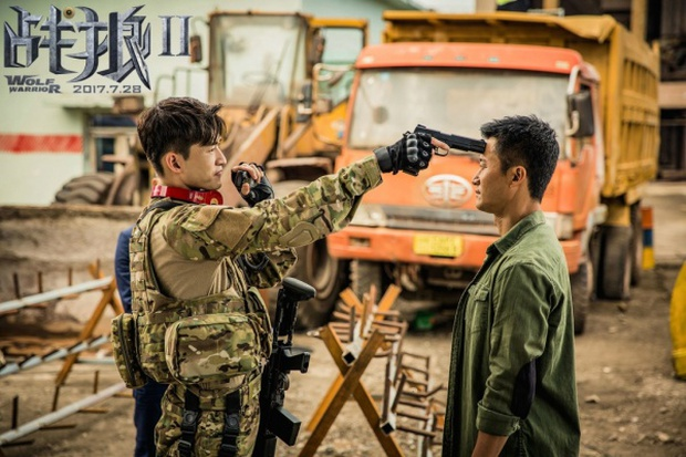 """Trương Hàn: Cơ hội vụt sáng trở lại sau vai diễn trong """"Chiến Lang 2"""" - Ảnh 3."""