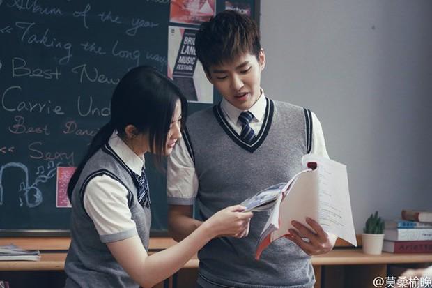 6 thiên tài trường học được bao người xuýt xoa ngưỡng mộ trên màn ảnh Hoa Ngữ - Ảnh 3.